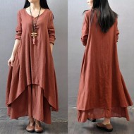 Vestido longo hipple tendências Ref 1139