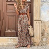 Vestido jardineira moda vestuário Ref 2993