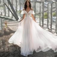 Vestido pré wedding noiva praia simples Ref 3027