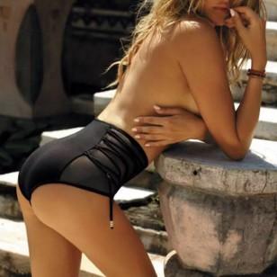 Biquíni hot pants amarrado luxo Ref 697
