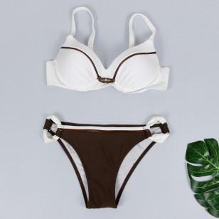 Biquíni luxo moda praia 2020 Ref 986